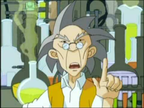 Uncle from Jackie Chan Adventures