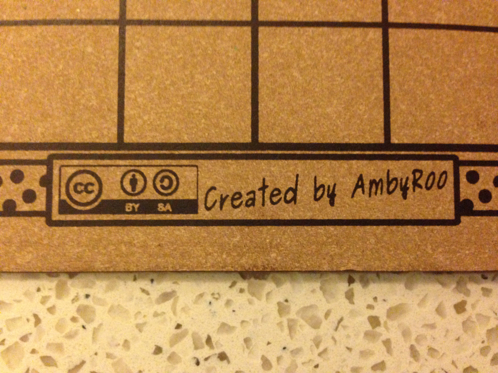 Here's a close-up of AmbyR00's signature! So cool!
